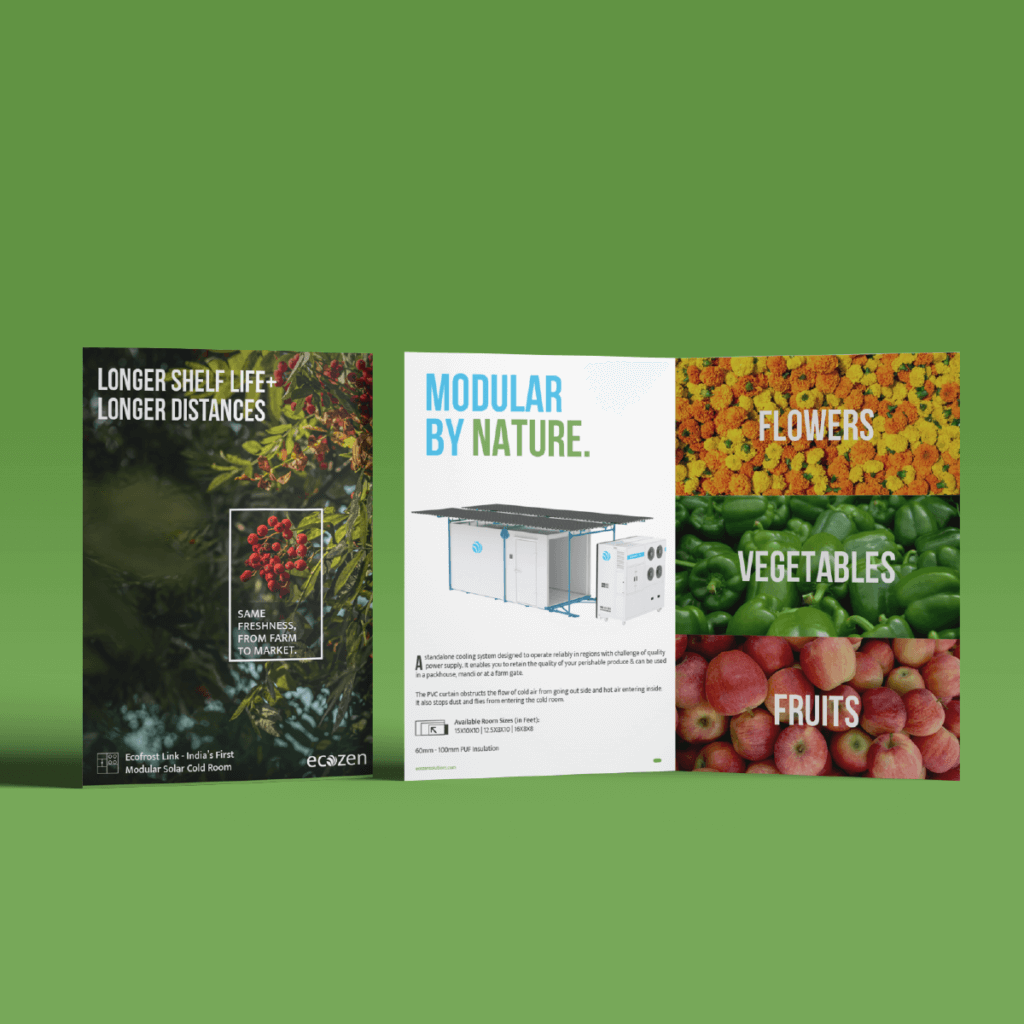 Ecofrost brochure